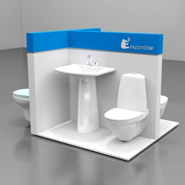 Bathroom CR Для освещения и декора фото