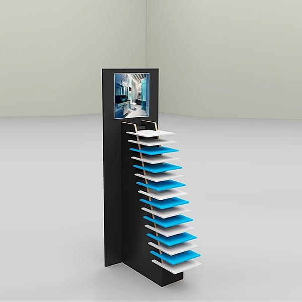 ARTE МИГ 16 Экспозиторы для напольных покрытий фото