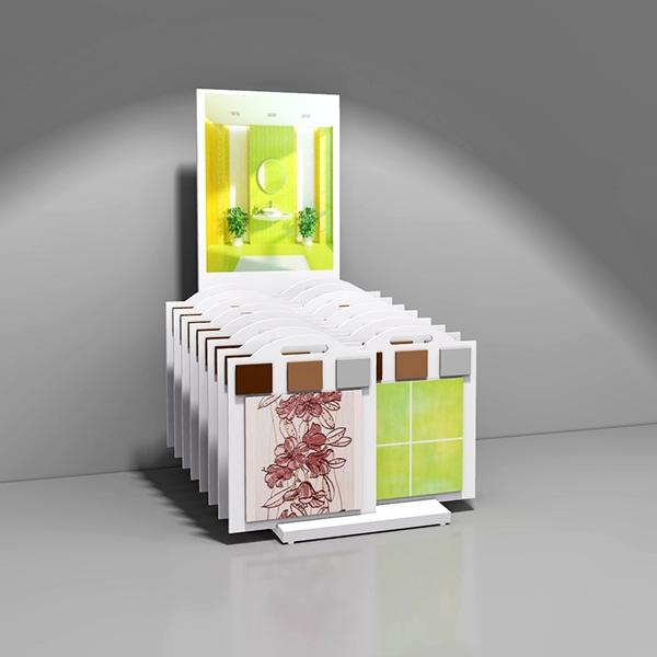 Simplo 40 Экспозиторы для напольных покрытий фото