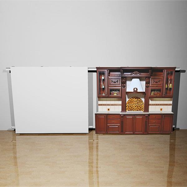 Раздвижная система под кухню Для магазинов фото